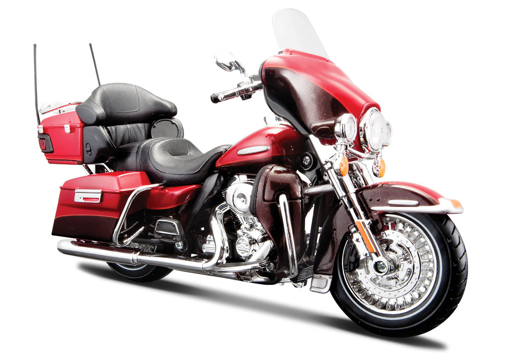 20-32323R  Harley Davidson 2013 FLHTK Electric Glide Ultra, Maisto