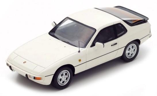 S4460  Porsche 924S 1988, wit, Spark
