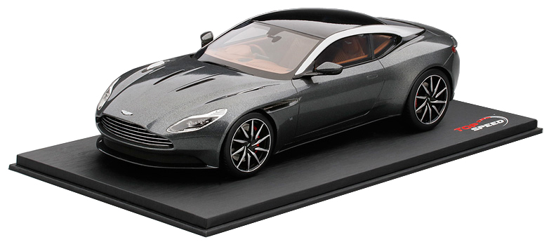 TS0020    Aston Martin DB11 2017, grijs, Top Speed