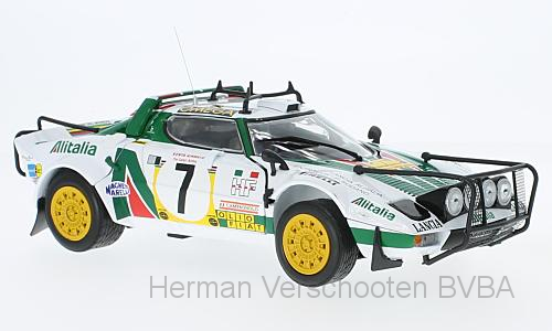 4564  Lancia Stratos HF Rally S.Munari/P.Sodano, Sunstar
