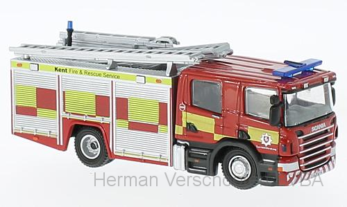 "76SFE009    Scania CP280 Pump Ladder ""Ken Fire & Rescue Service"", Oxford"