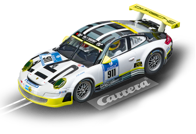 "27543  EVO Porsche 911 GT3 RSR ""Manthey Racing Livery"", Carrera"