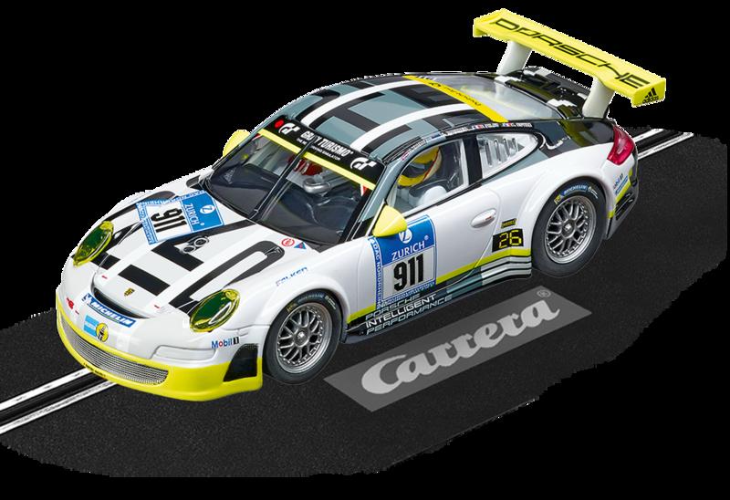 "30780  DIG132 Porsche 911 GT3 RSR ""Manthey Racing Livery"", Carrera"