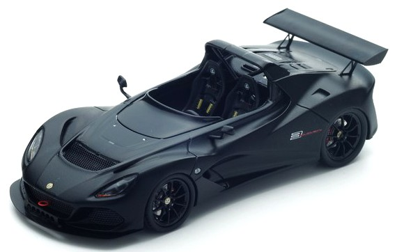 S4897  Lotus 3-Eleven Race, 2017, zwart, Spark