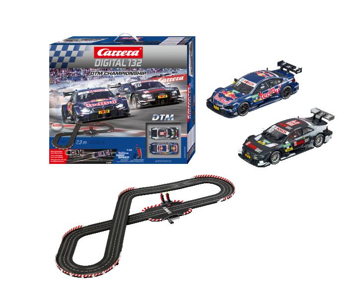 """30196  DIG132: """"DTM Championship"""", Carrera"""