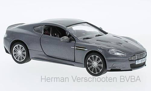 "CC03803    Aston Martin DBS ""Casino Royale"", James Bond 007"", Corgi"