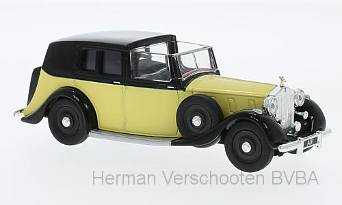 "CC06805    Rolls-Royce Phantom III Sedance de Ville ""Goldfinger"", James Bond 007"", Corgi"