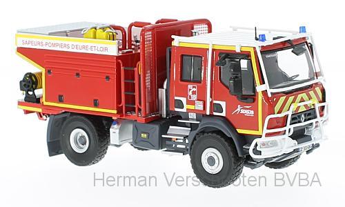 115520  Renault D14 4x4 - CCFM Sides 28, Eligor