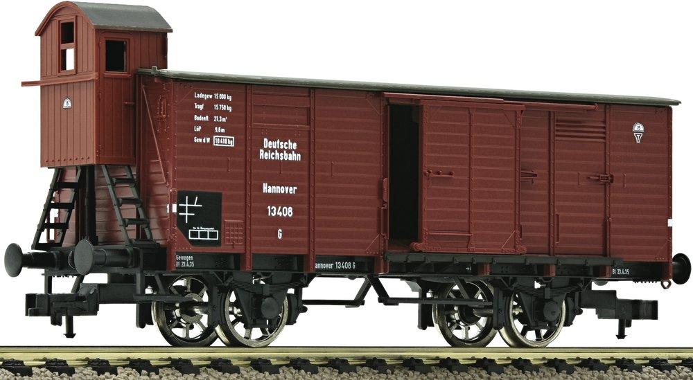 536602  Gedeckter Guterwagen