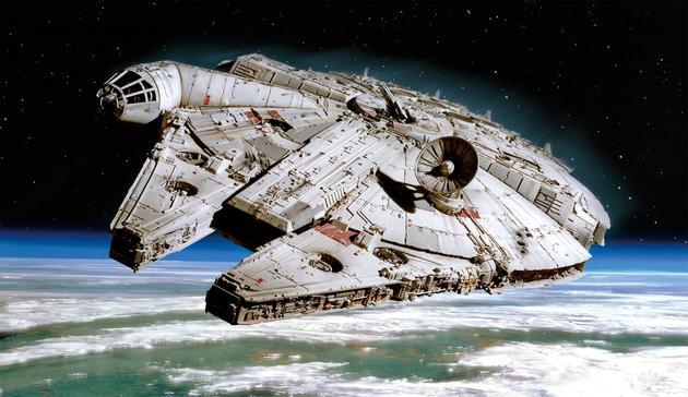 6880  SW: Millenium Falcon, Revell