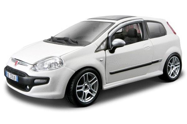 18-22118  Fiat Punto Evo 2010, Bburago