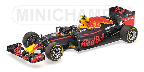 410170033    Red Bull Racing Tag Heuer RB13 - M.Verstappen, Australian GP 2017, Minichamps