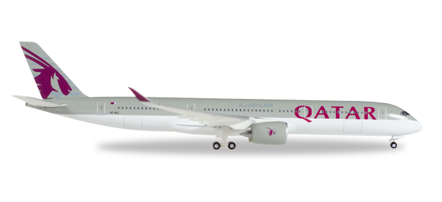 "530675    Airbus A350-900 XWB ""Qatar Airways"", Herpa Wings"