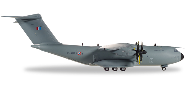 "558723    Airbus A400M Atlas ""French Air Force - ET 1/61"", Herpa Wings"