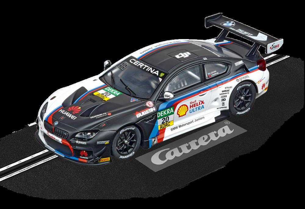 """30810  DIG132 BMW M6 GT3 """"Schubert Motorsport, No.20"""", Carrera"""