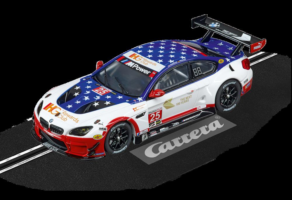"30811  DIG132 BMW M6 GT3 ""Team RLL, No.25"", Carrera"