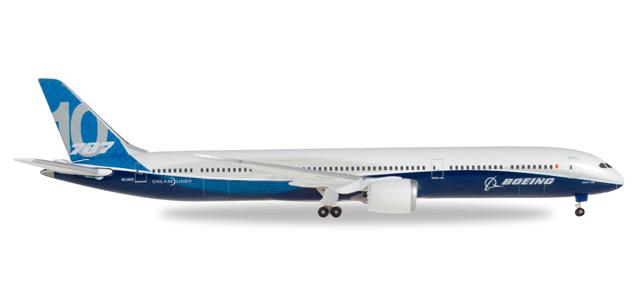 """530781  Boeing 787-10 Dreamliner """"Boeing"""", Herpa Wings"""