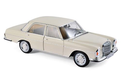 183569  Mercedes-Benz 280 SE 1968, Ivoor, Norev