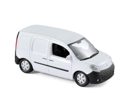 511382  Renault Kangoo 2007, wit, Norev