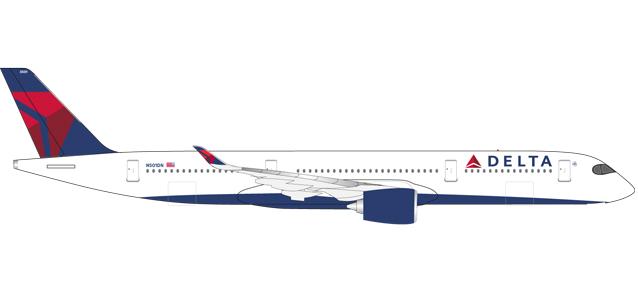 "530859  Airbus A350-900 XWB ""Delta Air Lines"", Herpa"