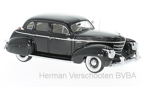 46565    Graham 97 Supercharger 4-door Sedan, zwart, Neoscale Models