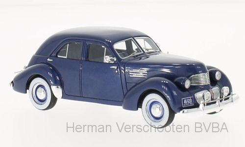46610    Graham Hollywood 1940, met. blauw, Neoscale Models