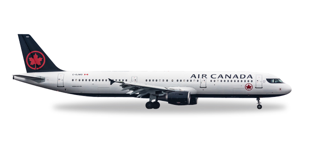 "530804    Airbus A321 ""Air Canada"", Herpa Wings"