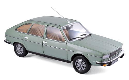 185265  Renault 20 TS 1978, Alguesgroen, Norev