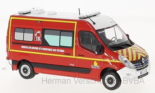 116192  Renault Master, VSAV SDIS 21 (Ambulance), Eligor