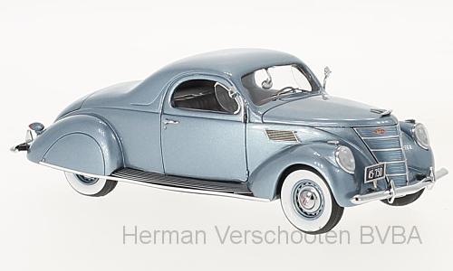 45752  Lincoln Zephir Coupé met. lichtblauw, Neoscale Models