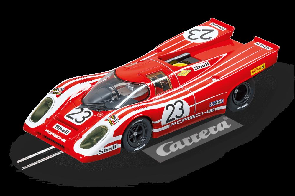 """30833  DIG132: Porsche 917K """"Porsche Salzburg No.23"""", 1970, Carrera"""