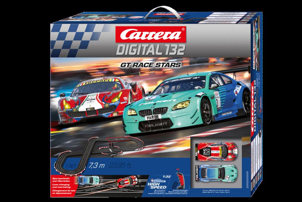 30005  DIG132: GT Race Stars, Carrera