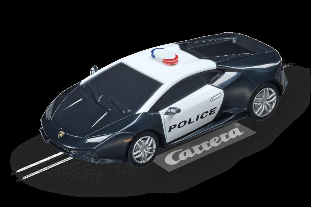 "64098  Go!!! Lamborghini Huracán LP 610-4 ""Police"", Carrera"