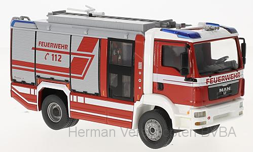 43197    MAN TGM Rosenbauer AT LF, Wiking