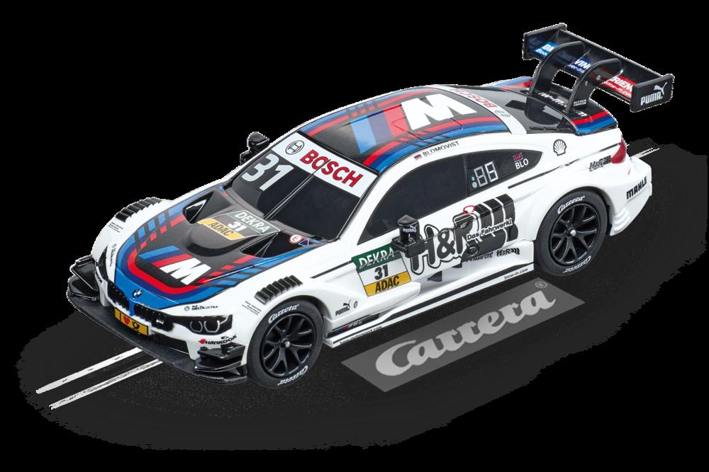 """64108  Go!!! BMW M4 DTM """"T. Blomqvist, No. 31"""", Carrera"""