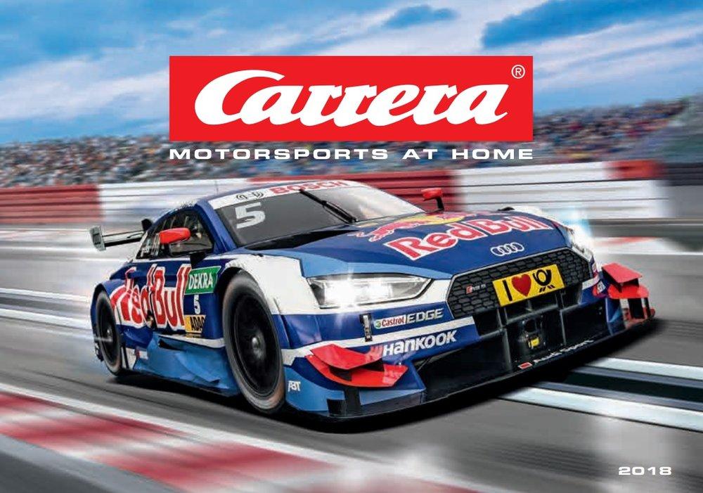 71285  Carrera Catalogus 2018