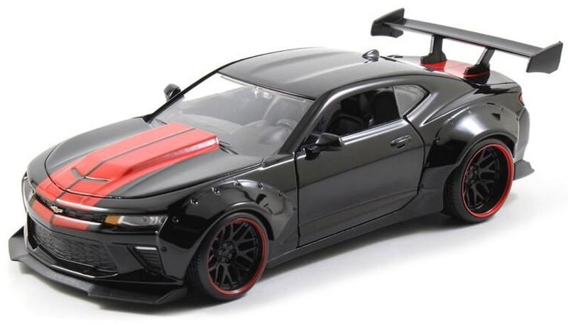 98137  2016 Chevy Camaro SS, zwart, Jada Toys