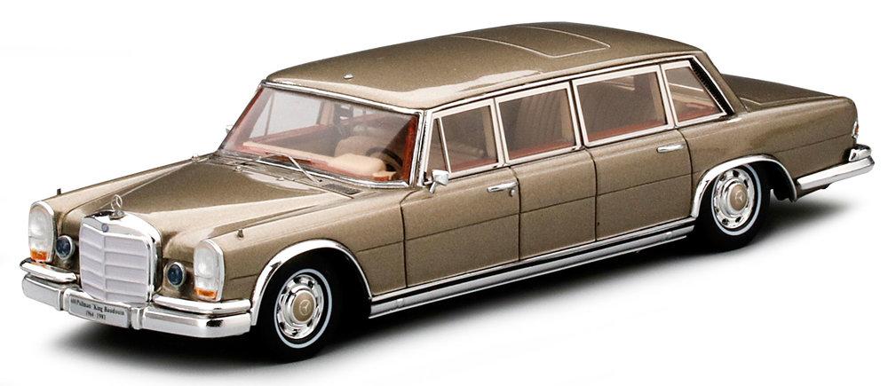 """TSM164352  Mercedes-Benz 600 Pullman """"Koning Boudewijn Koning van België"""", TSM"""