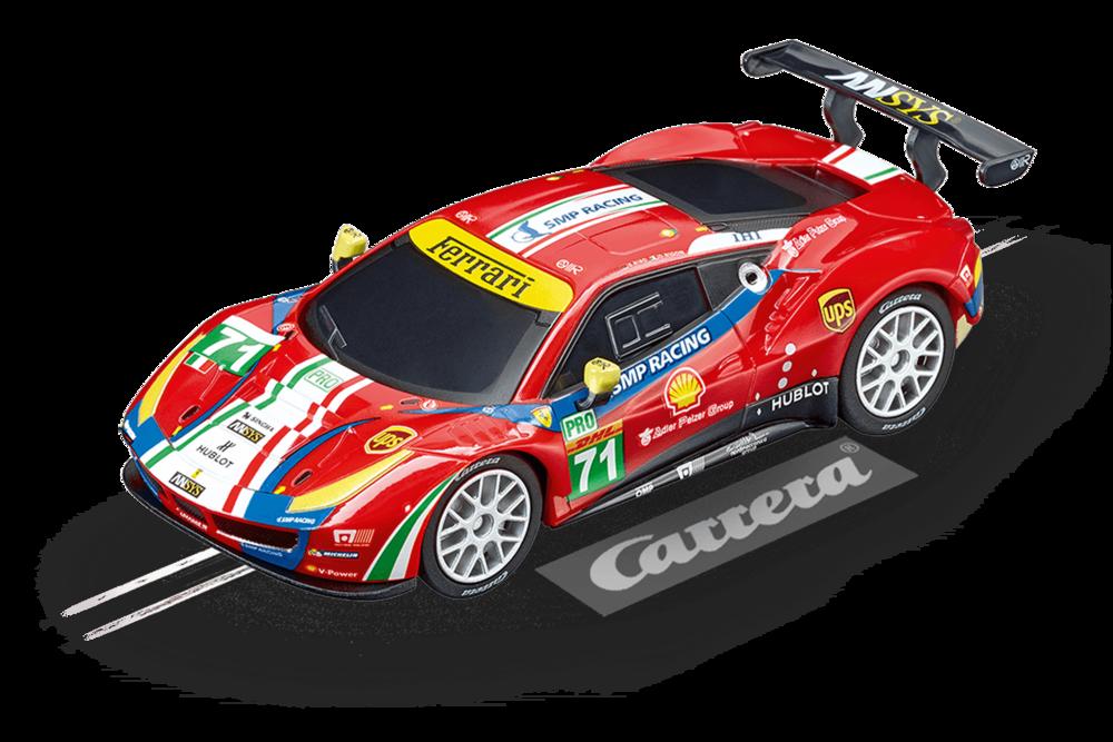 """64114  Go!!! : Ferrari 488 GTE """"AF Corse, No. 71"""", Carrera"""