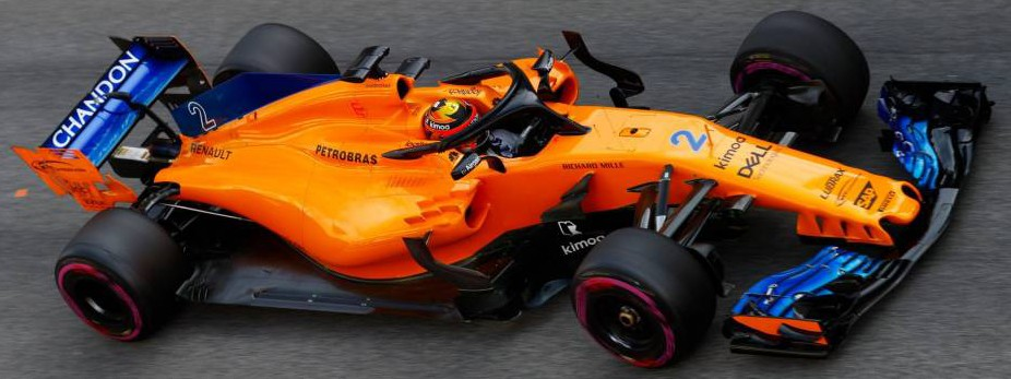 537189302  McLaren F1 #2 Stoffel Vandoorne, Minichamps