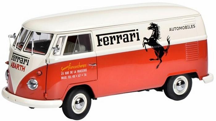"450036700  VW T1b ""Ferrari (B)"", Schuco"