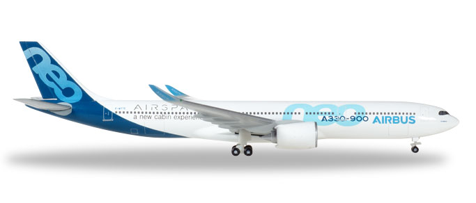 "531191 Airbus A330-900 neo ""Airbus"", Herpa Wings"