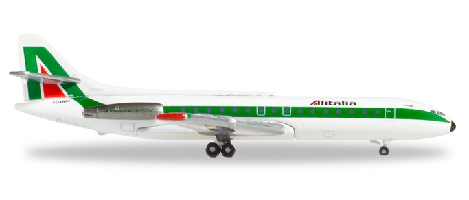 "531719 Sud Aviation Caravelle ""Alitalia"", Herpa Wings"