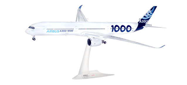 "559171 Airbus A350-1000 ""Airbus design"", Herpa Wings"