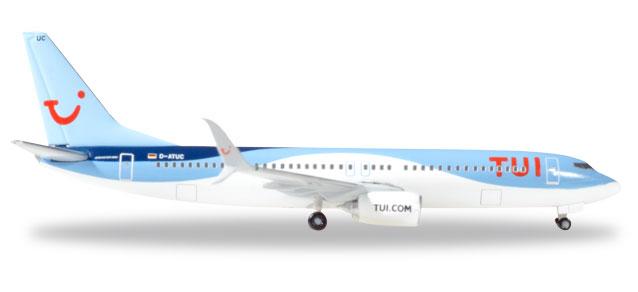 """526692-002 Boeing 737-800 """"TUI D-ATUC"""", Herpa Wings"""