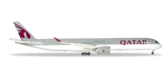 "559232 Airbus A350-1000 ""Qatar Airways"", Herpa Wings"