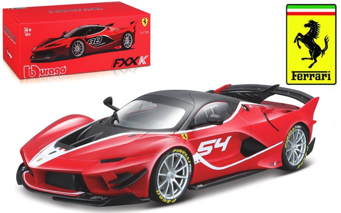 18-16908 Ferrari FXX K Evoluzione #54, Bburago