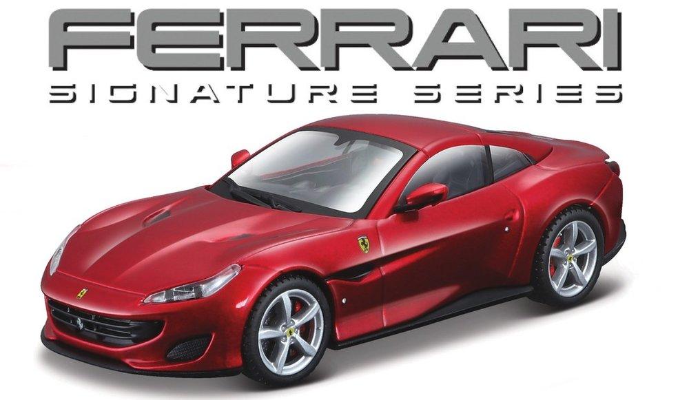 18-36909 Ferrari Portofino, Bburago