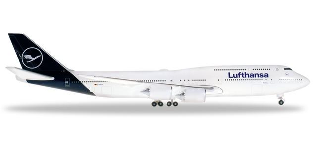 """531283 Boeing 747-8 I """"Lufthansa Brandenburg"""", Herpa Wings"""