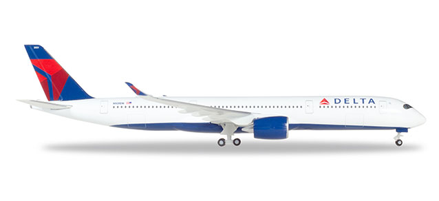 "530859-001 Airbus A350-900 ""Delta Air Lines"", Herpa Wings"
